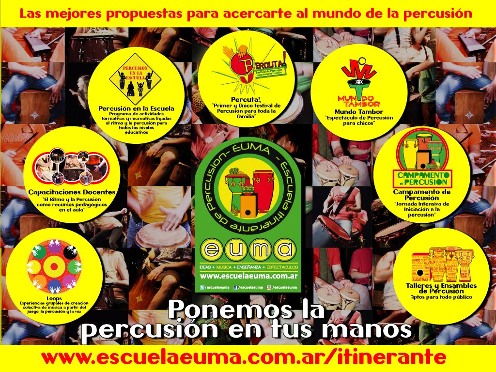 Escuela-EUMA-Ponemos-La-Percusion-en-tus-manos-2016-campania-nueva